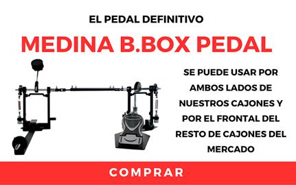 Medina B Box Pedal